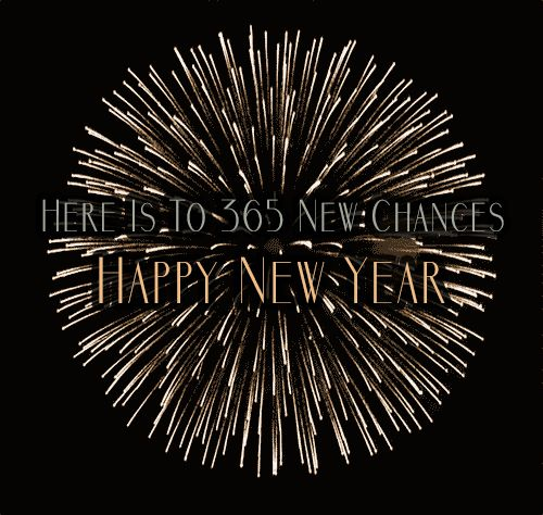 Here Is To 365 New Chances in 2017 Happy New Year GIF Pakhuis de Regah Pakhuis de Reiger Pakhuis de Zwijger Den Haag